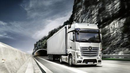 Mercedes. Nova geração do OM 471 promete mais poupança