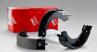 Novo design das maxilas de travão TRW