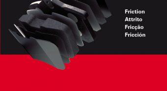 TRW. Novo catálogo de fricção