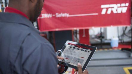 TRW Aftermarket – Informações técnicas partilhadas em newsletter eletrónica