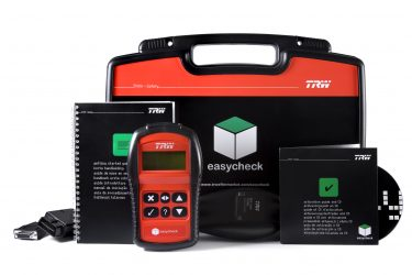 TRW. Disponível nova versão de software para o easycheck