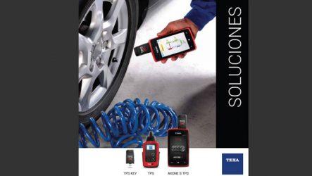 Texa. Soluções para o sistema TPMS