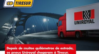 Tiresur – Representação de pneus Uniroyal em Portugal