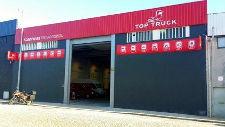 Top Truck – Inauguradas instalações da Maia