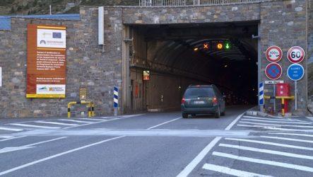 Centro Zaragoza. Protocolo de colaboração com consórcio do túnel de Bielsa-Aragnouet