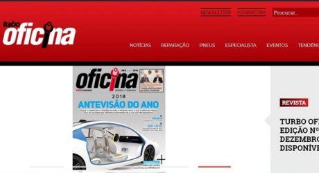 Turbo Oficina lança novo site
