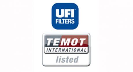 UFI Filters assina acordo com TEMOT