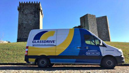 Glassdrive – Nova identidade corporativa