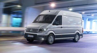 Volkswagen – Nova geração da Crafter com mais modelos