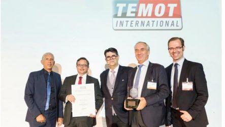 Valeo – Grupo Temot atribui prémio de fornecedor de veículos comerciais