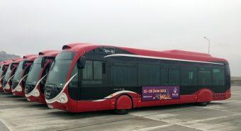 Iveco. 300 autocarros para o Azerbaijão