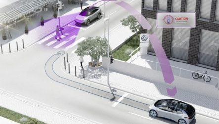 Volkswagen – V2V previsto para 2019