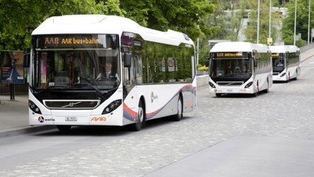 Volvo – Mais de 3000 autocarros híbridos vendidos