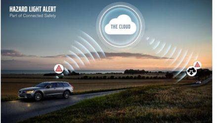 Volvo Cars – Partilha de informação de tráfego entre governos e marcas