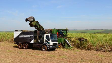 Volvo – Camião autónomo ajuda a aumentar a produção de cana de açúcar
