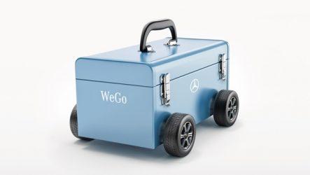Mercedes. Novo serviço WeGo