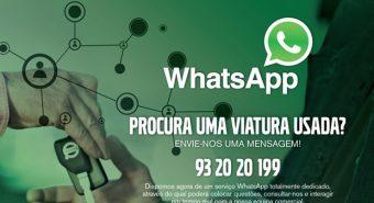 Auto Sueco Portugal – WhatsApp para camiões usados