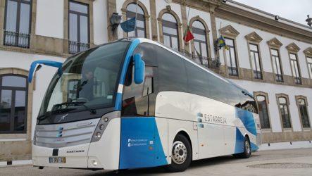 CaetanoBus – Winner Euro 6 para Estarreja