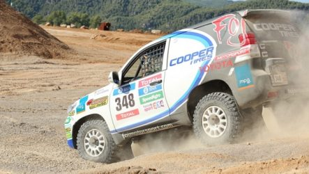 Cooper Tire – No Dakar com Xavi Foj