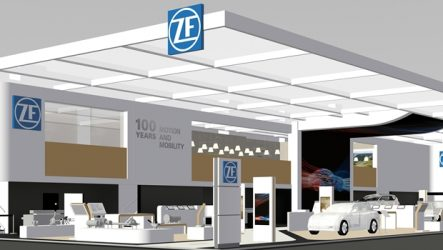 ZF – Aquisição de 45% da Astyx Communication