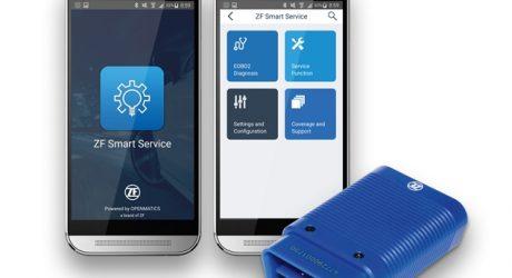 ZF Aftermarket lança aplicação digital para as oficinas