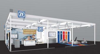 ZF Aftermarket – Novo conceito lançado na Motortec Automechanika Madrid