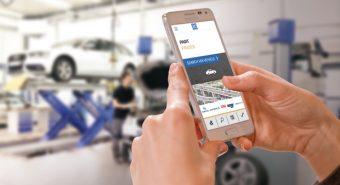 ZF Aftermarket – Aplicação fornece informação sobre peças