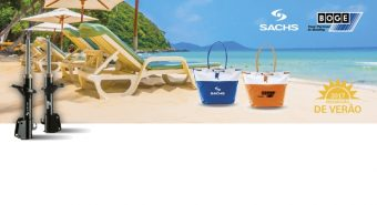 ZF – Campanha de verão das marcas Sachs e Boge
