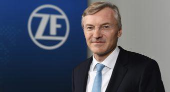 Wolf-Henning Scheider é novo CEO da ZF