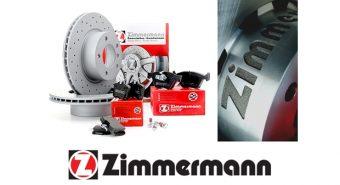 PACEC. Início da distribuição de componentes Zimmermann
