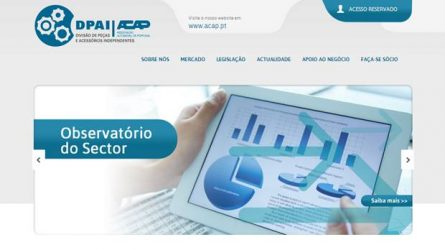 ACAP / DPAI. Lança website específico para as empresas de pós-venda independente