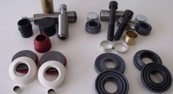 Civiparts. Nova gama de kits de reparação de calipers da Alea