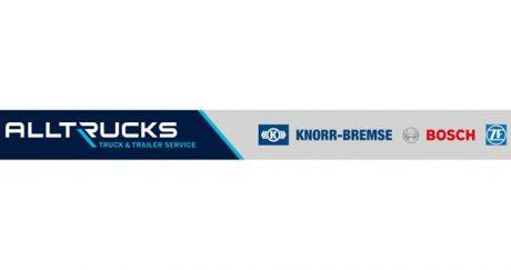 Alltrucks. Nova rede da Bosch, Knorr-Bremse e ZF