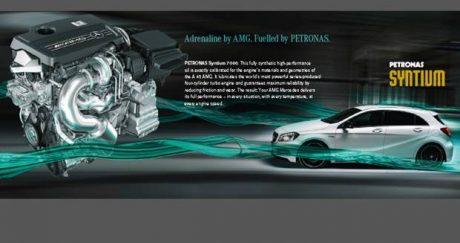 Petronas. Intensifica parceria com a AMG
