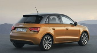Audi A1. Cilindros inteligentes