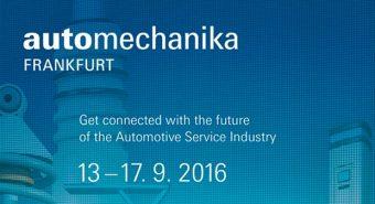 Automechanika 2016. Programa conhecido