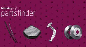 partsfinder disponibiliza agora o número de chassis