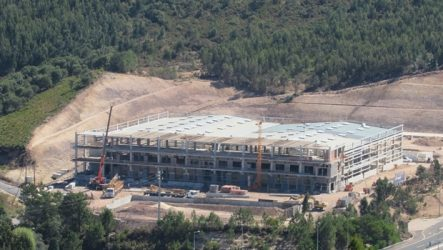 bilstein group – Novo centro logístico em construção na Malveira