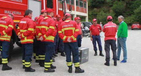 bilstein group apoia bombeiros da Malveira