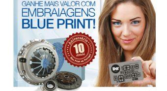 Blue Print. Promoção de kits de embraiagem para oficinas