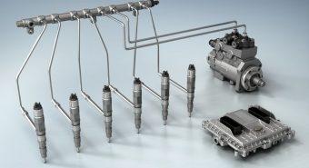 Bosch. 10 milhões de sistemas de injeção