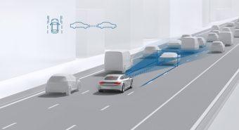 Bosch aposta em sistemas de assistência ao condutor