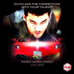 R-M. Concurso do Melhor Pintor 2012-2013