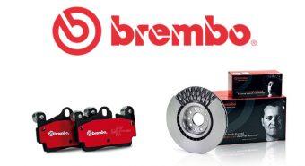 Brembo e JakoParts com promoção em junho