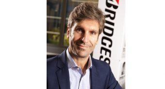 Bridgestone. Novo diretor de vendas para o sudoeste europeu