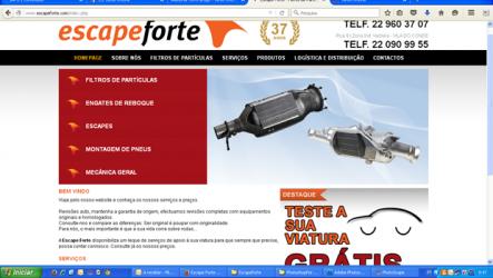 Escape Forte. Linha de apoio FAP/DPF gratuita