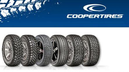 Cooper Tire – Aquisição de 65% da GRT