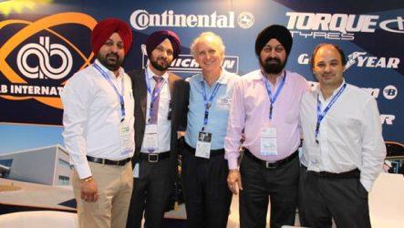 AB INTERNATIONAL. Com forte presença na Automechanica do Dubai