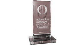 """Delphi. Reconhecida como """"fornecedor do ano"""" na Automotive Interiors Expo Awards"""