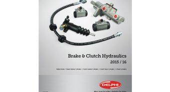 Delphi. Novo catálogo de hidráulica de travões e embraiagem 2015